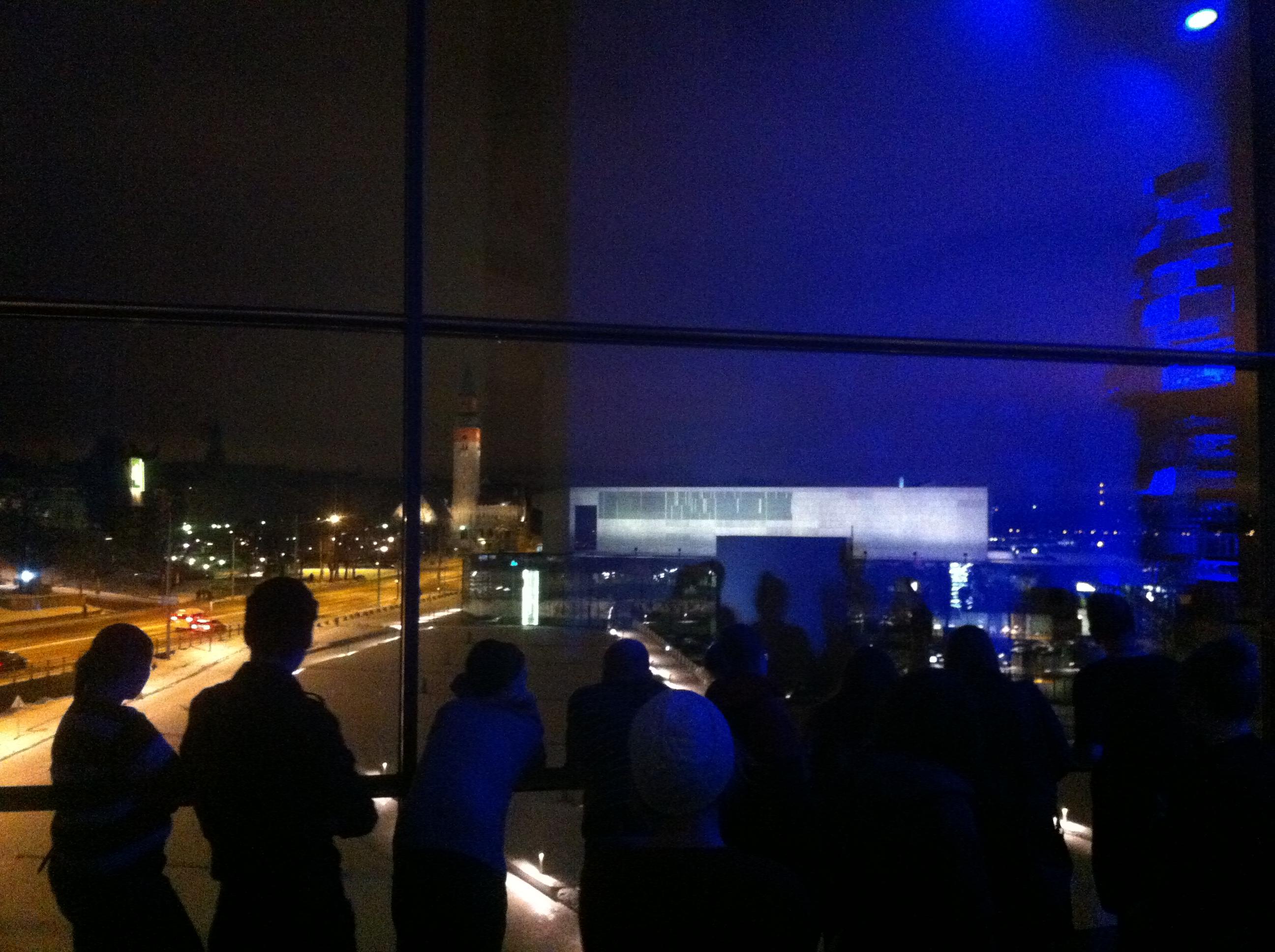 Midnight in Kiasma. Image Susanna Ånäs. CC-BY 3.0